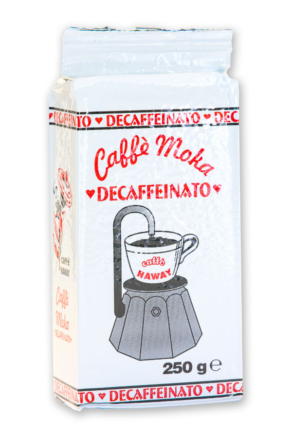 moka-decaffeinato